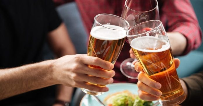 Beer is good for your health, new research suggests