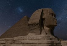 Stunning sphinx discovery in Luxor
