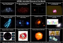 APOM AstroSat Picture of the month