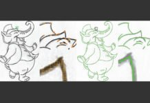MIT researchers have developed an algorithm that traces intersections in sketches without error. This could save digital artists significant time and frustration when vectorizing an image for animation, marketing logos, and other applications