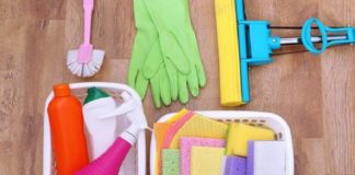household cleaners, kids' obesity,