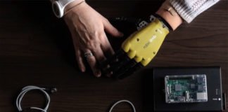 Another step towards the hand prosthesis of the future