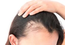 A wearable device for regrowing hair