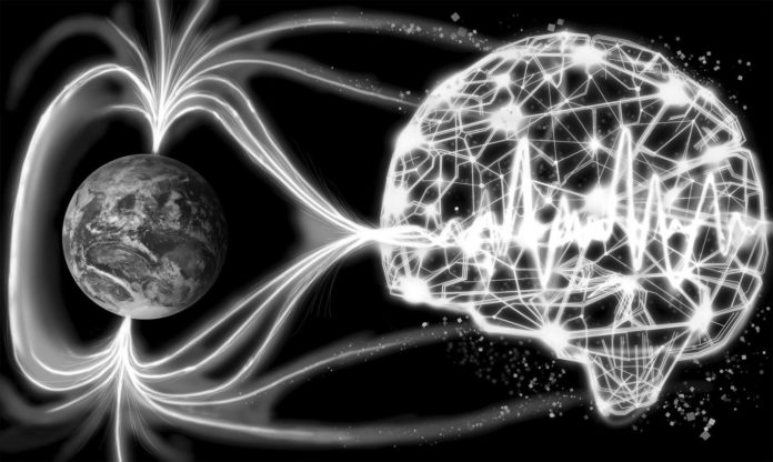 Deep Neural Networks (DNNs) have been applied to accurately predict the magnetic field of the Earth at specific locations. CREDIT Kan Okubo