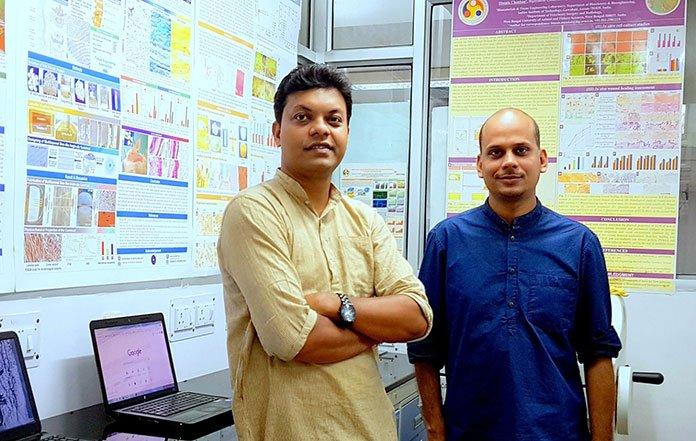 Dr. Biman B. Mandal and Dr. Manishekhar Kumar
