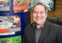 University of Canterbury scientist Professor Jack Heinemann