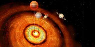 Artist's impression of CI Tau Credit: Amanda Smith, Institute of Astronomy