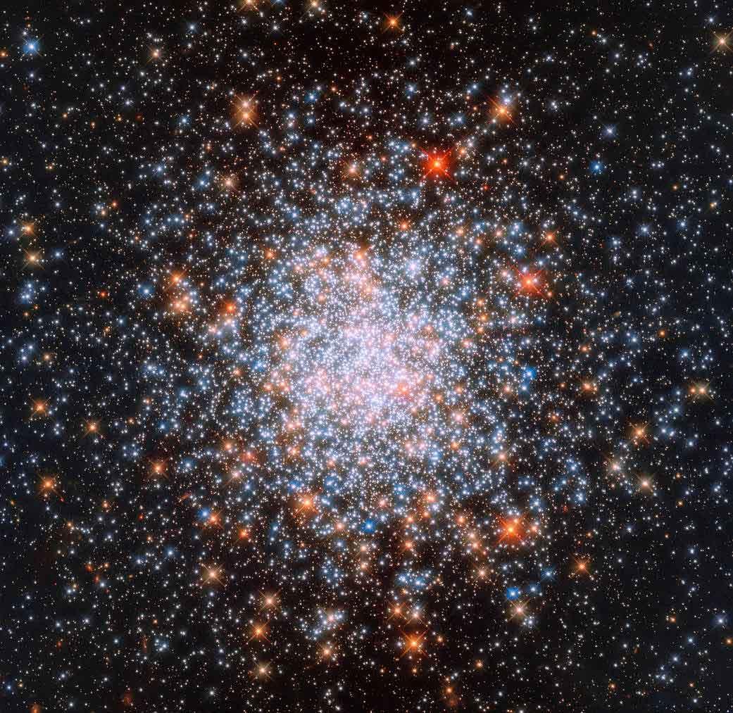 Hubble captures stars across generations