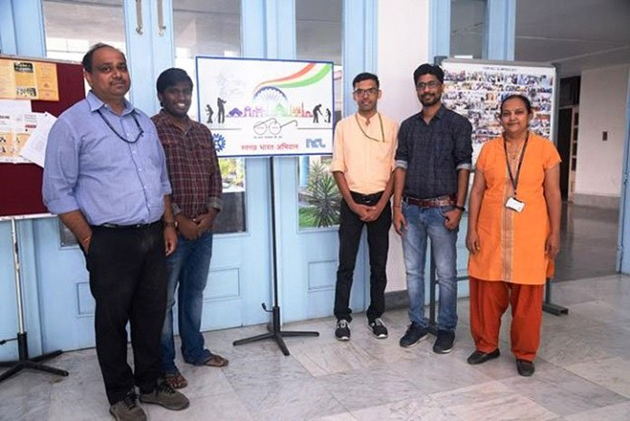 Team of researchers at CSIR-NCL, Pune.