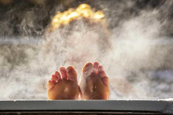 Hot bath may improve inflammation, metabolism- study
