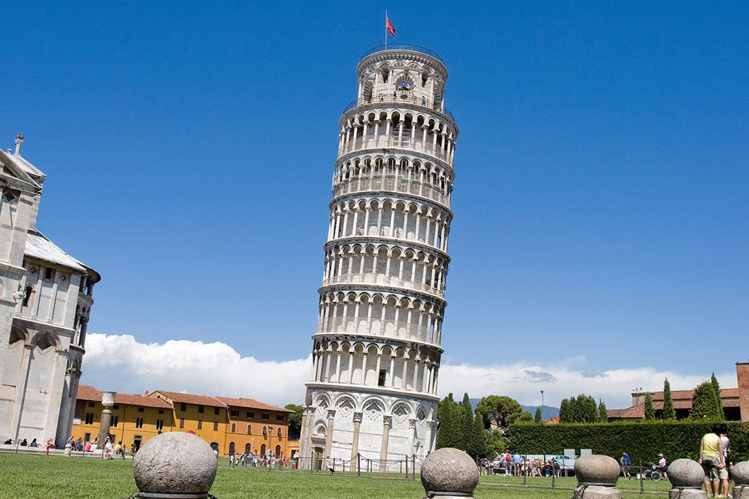 Leaning Tower Of Pisa Straightens After Years Of