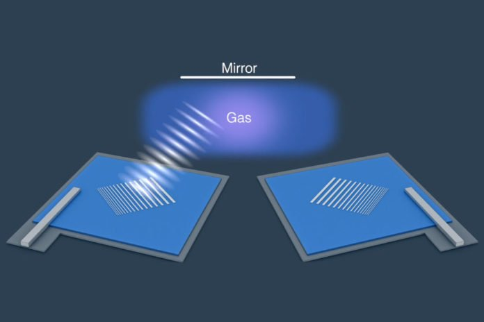 New device widens light beams by 400 times