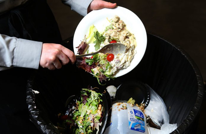 94 percent of Americans waste food at home, but simple changes can help