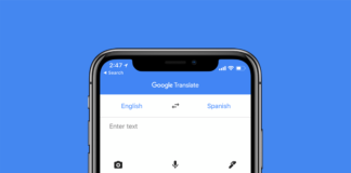 Providing gender-specific translations in Google Translate