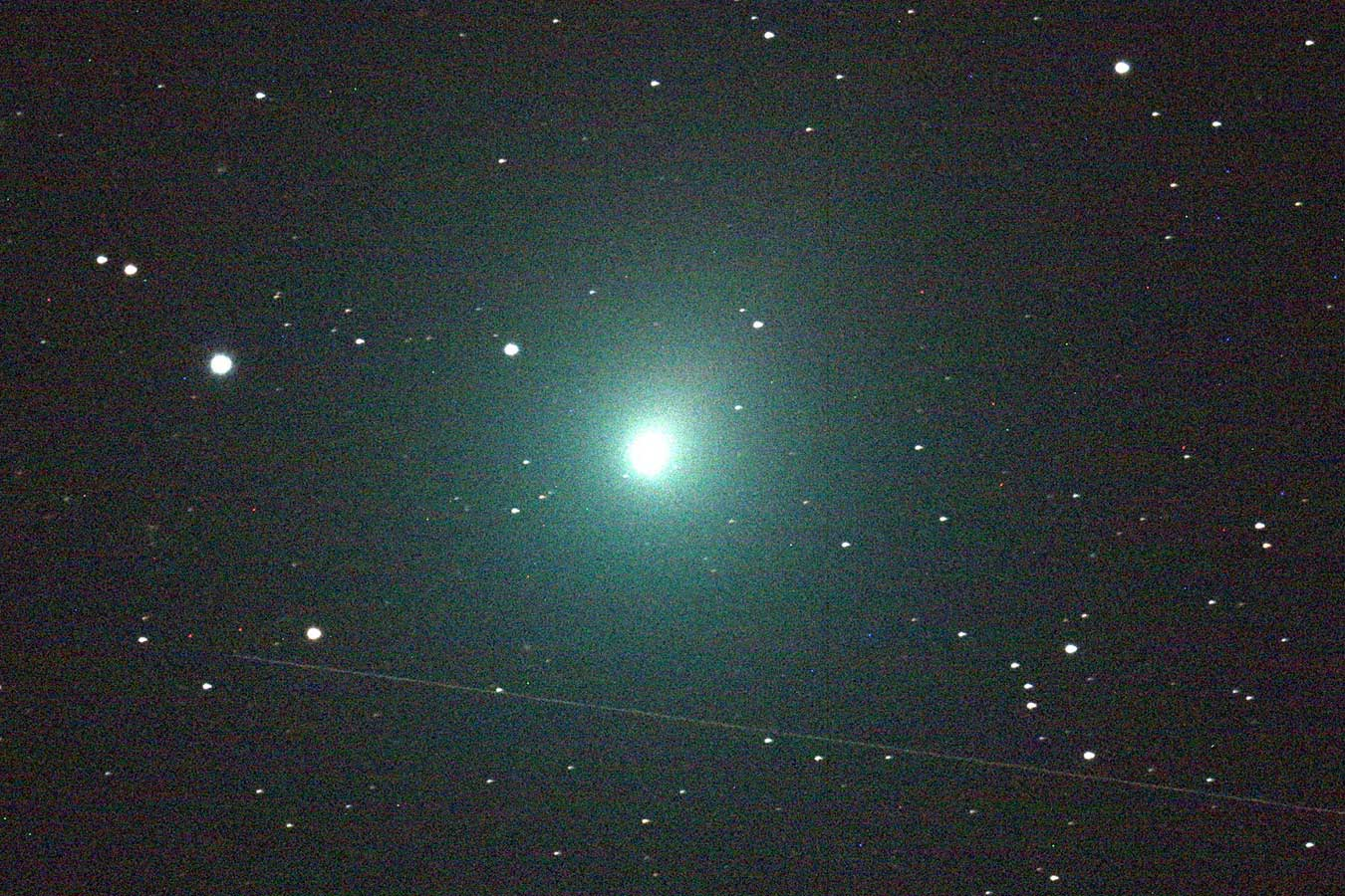 the brightest comet of the year will be visible this sunday tech
