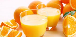Study offers new benefit of drinking orange juice daily