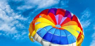 Parachutes don't save people who fall out of airplanes