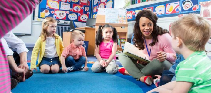 Few countries offer free early childhood education, study