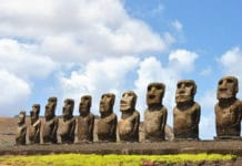 Easter Island statues: mystery behind their location revealed