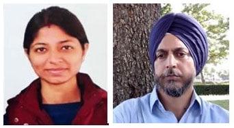 Dr. Sakshi Sukhija & Dr. Charanjit Singh Riar