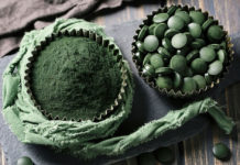Spirulina consumption could lead to reduce blood pressure