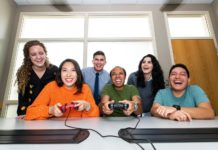Collaborative video games could increase office productivity
