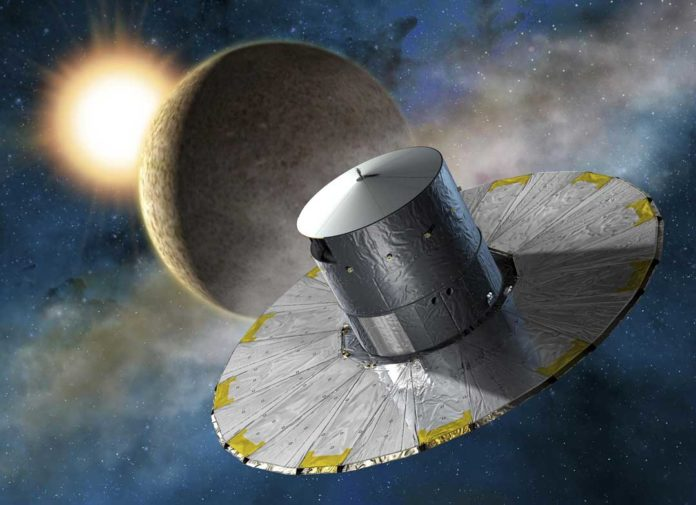 Embry-Riddle researchers used data captured by the Gaia satellite (shown here in an artist's impression) to determine the ages of stars. Credit: European Space Agency – D. Ducros, 2013