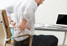 Study examines the course of back pain over time