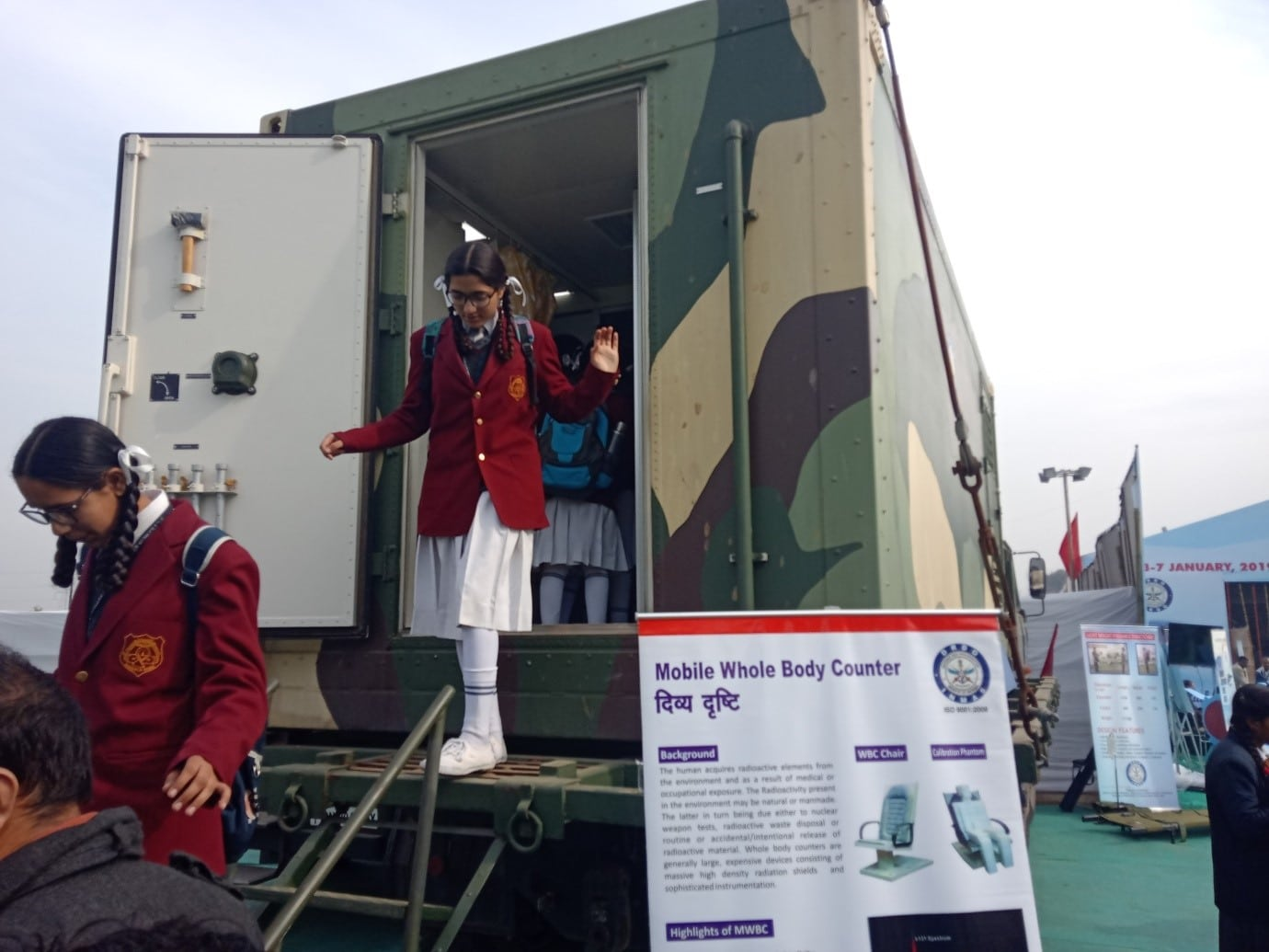 DRDO develops quick response mobile facility for nuclear