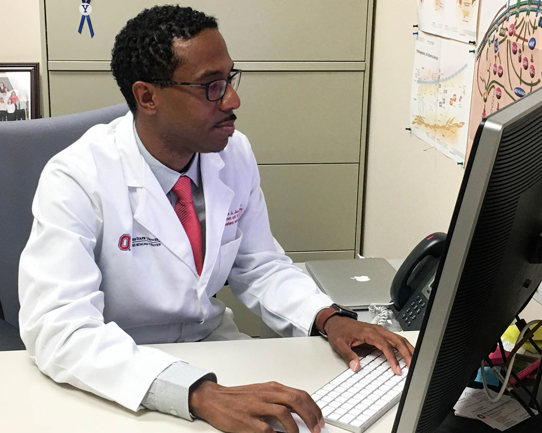 Dr. Joshua J. Joseph led a study at The Ohio State University Wexner Medical Center and found that following seven lifestyle guidelines developed to prevent heart disease also drastically reduces the risk of developing diabetes.