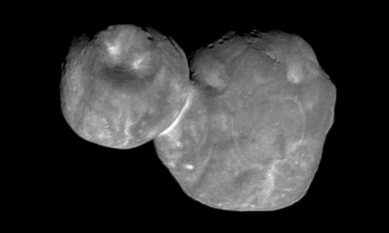 New Horizons' new and best-yet view of Ultima Thule