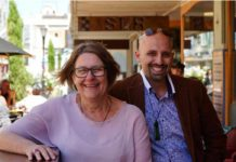 UC Associate Professor of Marketing Ekant Veer (pictured right), of the College of Business and Law, says the All Right? campaign's approach to social media ticked all the right boxes. All Right? manager Sue Turner says Facebook has helped to open up and normalise conversations about health and wellbeing.