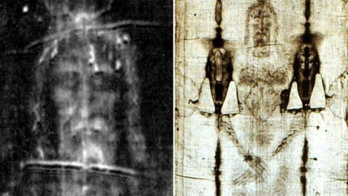 Researchers hung men on a cross and added blood in bid to prove Turin Shroud is real