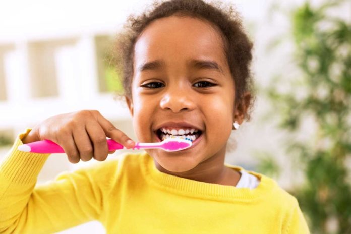 Many children are overdoing it on the Toothpaste, study