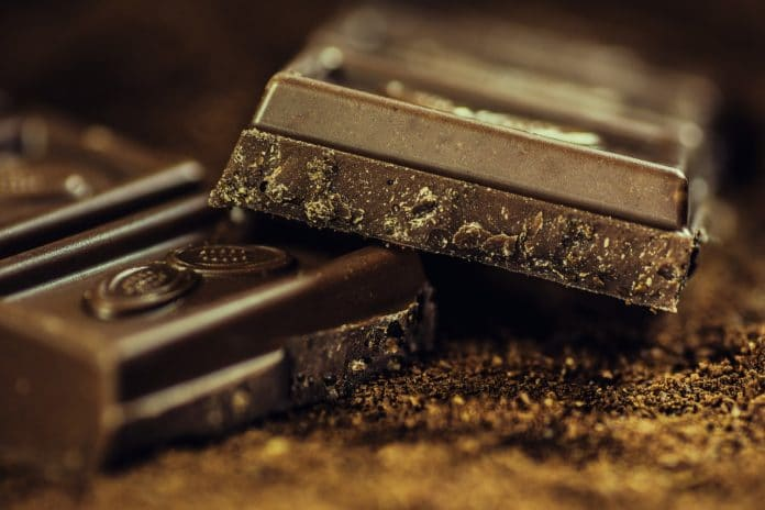 UK consumes 13,000 tonnes of chocolate each week