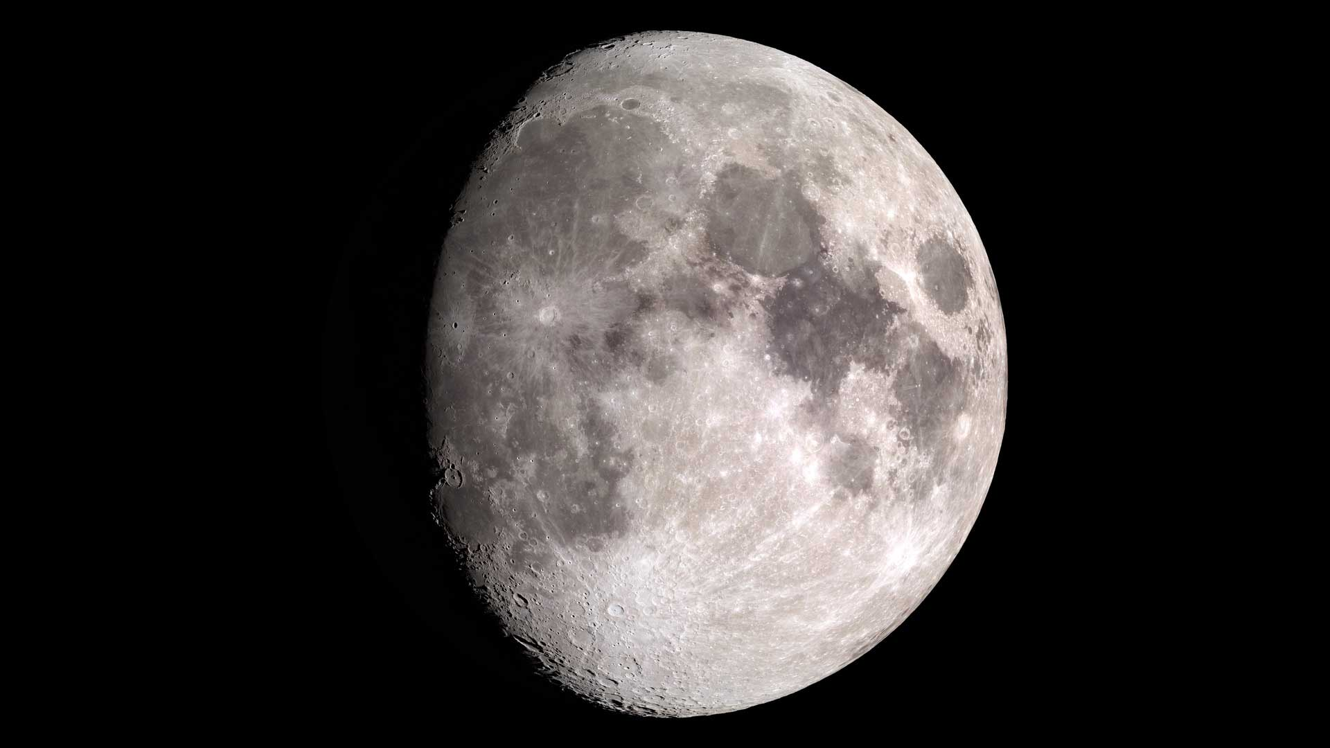 Moon could be a chemical factory for water