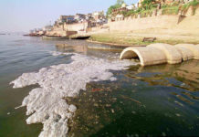 Pollution in Ganga harming riverbed sediments too: study