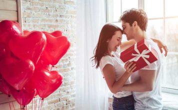 Men spend more for Valentine's Day