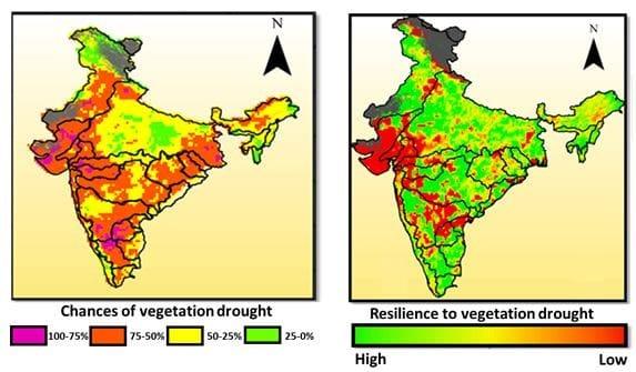 Low soil moisture posing threat