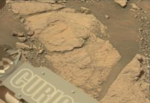 "NASA's Curiosity Mars took this image with its Mastcam on Feb. 10, 2019 (Sol 2316). The rover is currently exploring a region of Mount Sharp nicknamed ""Glen Torridon"" that has lots of clay minerals. Credits: NASA/JPL-Caltech/MSSS"