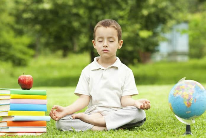 Meditation enhances social-emotional learning in middle school students