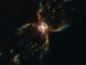 The Southern Crab Nebula — Hubble's 29th anniversary image.