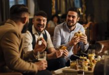 College men at bars, parties are more likely to be sexually aggressive