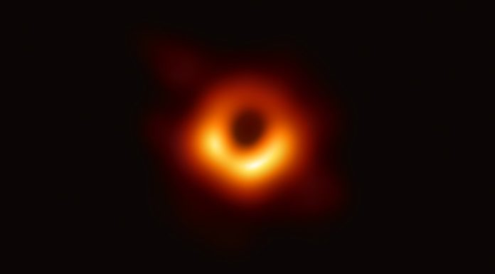 Astronomers Capture First Image of a Black Hole - Tech ...