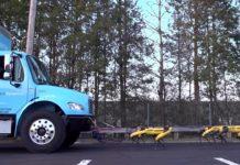 Boston Dynamics' SpotMini Bot Performance