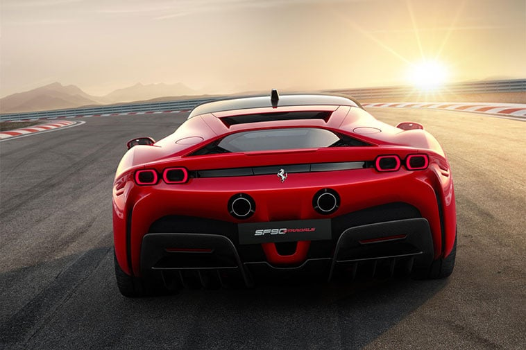 Stradale will be able to go from 0 to 60 mph in just 2.5 seconds.