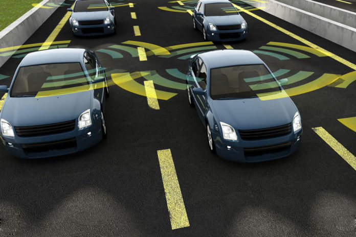 Driverless cars working together can speed up traffic by 35 percent