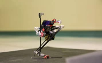 Salto, the jumping robot