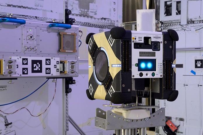 NASA's new flying robot