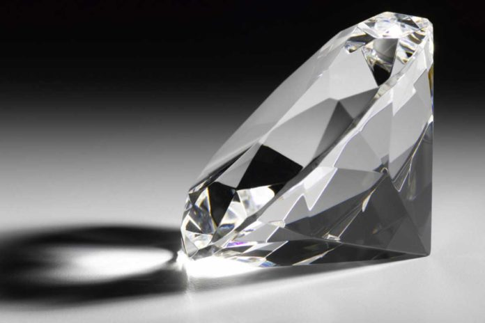 Earth recycles ocean floor into salty diamonds